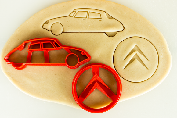 Citroen DS Cookie Cutter Set