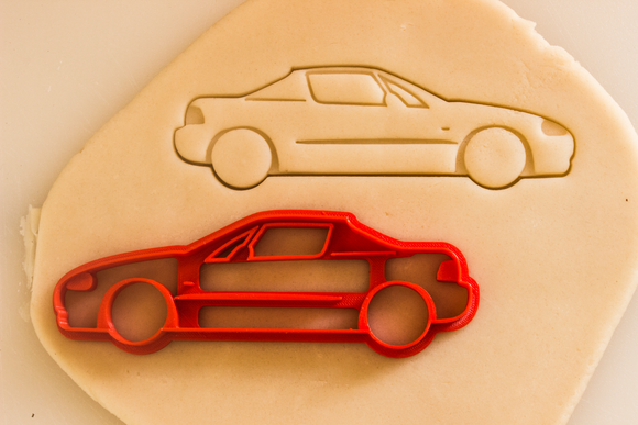 Honda del Sol Cookie Cutter