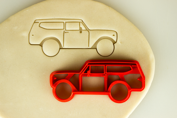 International Harvester Scout II Cookie Cutter