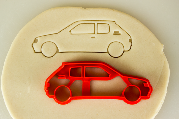 Peugeot 205 GTI Cookie Cutter
