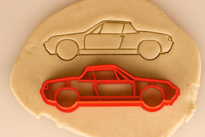 Porsche 914 914/4 914/6 Cookie Cutter