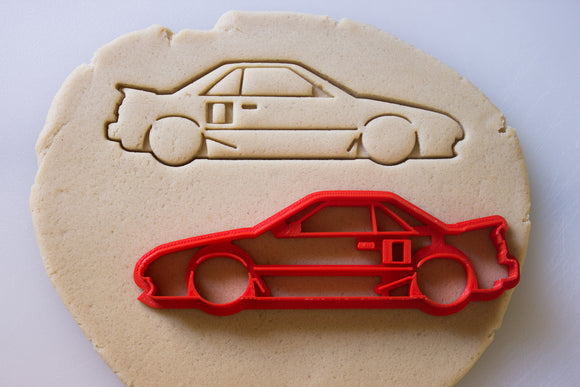 Toyota MR2 Mk1 W10 Cookie Cutter