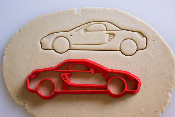 Toyota MR2 Mk3 W30 Cookie Cutter