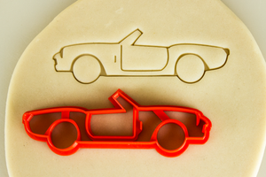 Triumph Spitfire Cookie Cutter