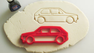 VW Golf Rabbit Mk1 Cookie Cutter