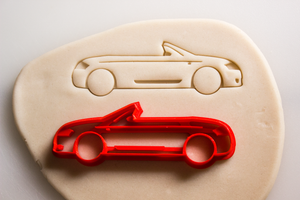Audi TT Mk1 Roadster Cookie Cutter