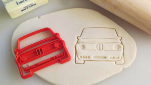 BMW 2002tii Turbo Cookie Cutter