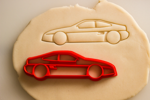 Pontiac Fiero Fastback Cookie Cutter
