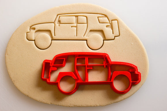Toyota FJ Cruiser Cookie Cutter