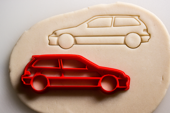 Honda Civic Hatchback EF 4th Gen Cookie Cutter