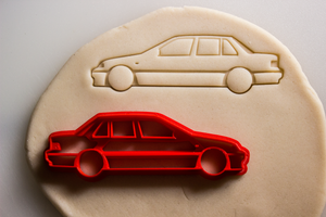 Honda Civic Sedan EF 4th Gen Cookie Cutter