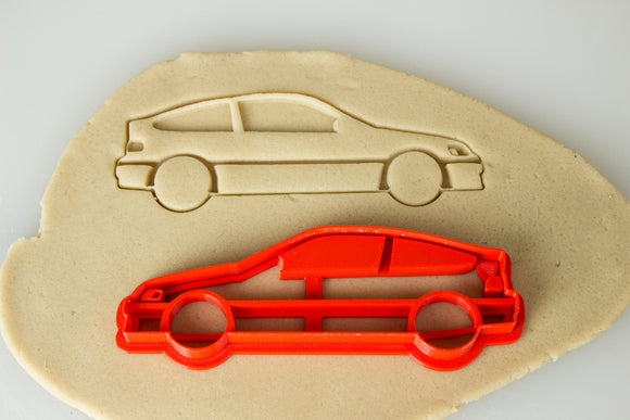Honda CRX Cookie Cutter