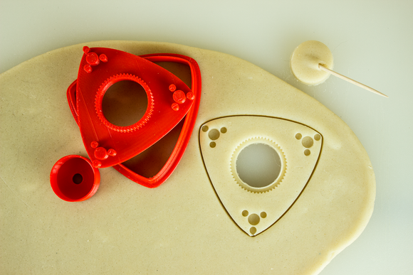 Rx7 Rotor Cookie Cutter Kit