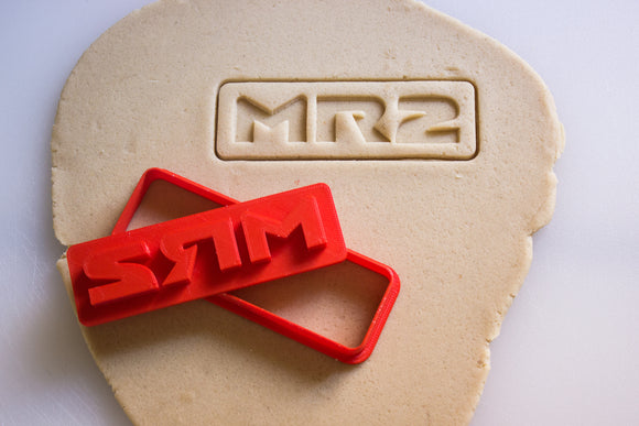 Toyota MR2 Emblem Cookie Cutter
