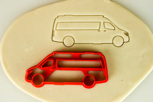 Sprinter Van Cookie Cutter