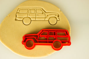 Toyota FJ60 Land Cruiser Cookie Cutter