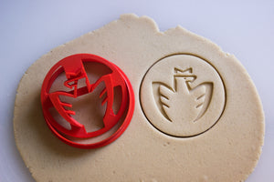 Toyota MR2 Midship Runabout Emblem Cookie Cutter