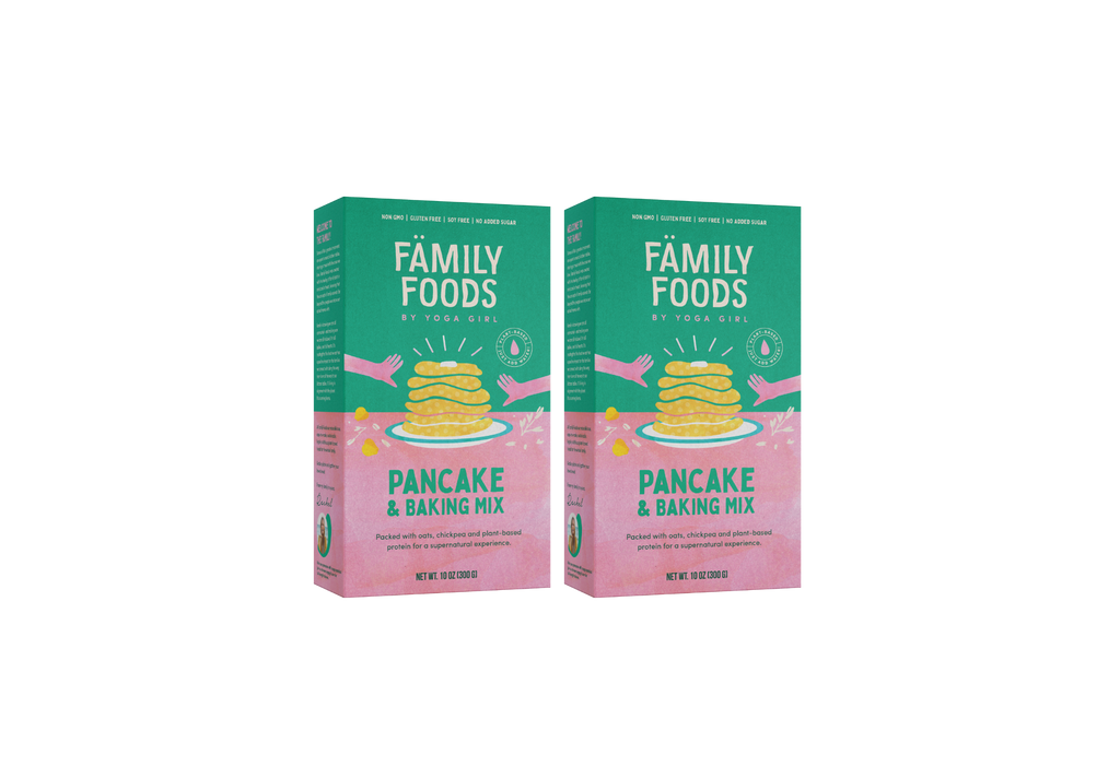 Pancake & Baking Mix - 2 Pack