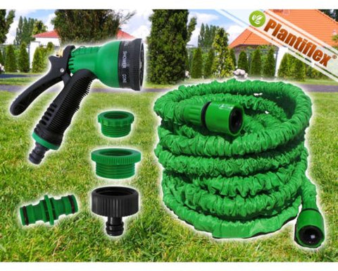 FLEXI SCHLAUCH FLEXIBLER GARTENSCHLAUCH FLEXSCHLAUCH SCHLAUCH MAGIC WONDER 30M