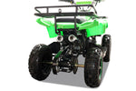 TORINO ATV KINDERQUAD POCKETQUAD MINIQUAD QUAD POCKET BIKE 49CC E-START blau/schwarz