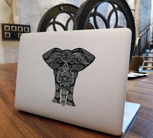 Load image into Gallery viewer, Mandala Elephant Decal Sticker - Spandha