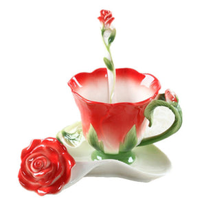 Porcelain Tea Cups - Spandha