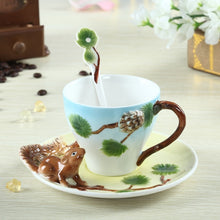 Load image into Gallery viewer, Porcelain Tea Cups - Spandha