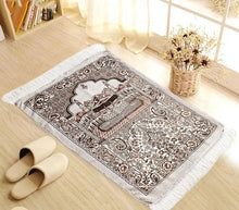 Load image into Gallery viewer, Turkish Islamic Muslim Prayer Rug