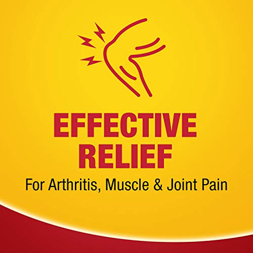 Aspercreme Maximum Strength Pain Relief Crème with Aloe for Arthritis, Joint & Muscle Pain, 5 Ounces
