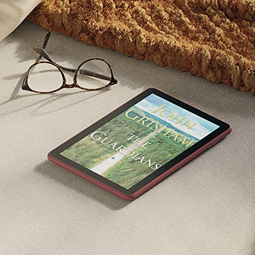 "All-new Fire HD 8 tablet, 8"" HD display, designed for portable entertainment"