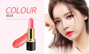 10 Colors Lip Stick Moisturizer Lipsticks Waterproof Long-lasting Easy to Wear Cosmetic Makeup Lip Gloss