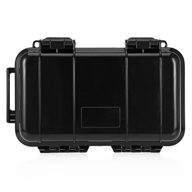 Waterproof Airtight Survival Case Camping Safe Frist Aid Tools Container Carry box shockproof Box EDC Safety Survival Frist Aid