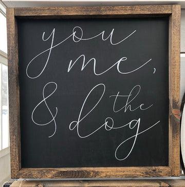 Workshop 16x16 You Me & the Dog(s)