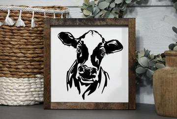 Workshop 16x16 Cow
