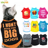 Pet Clothes Coat Jacket Clothing for Cats Kitty Costume
