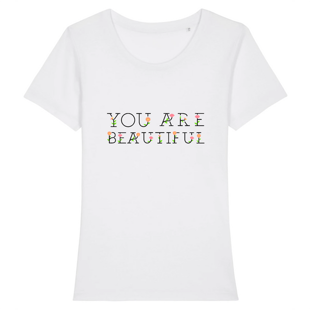 T-shirt You Are Beautiful