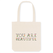 Tote Bag You Are Beautiful
