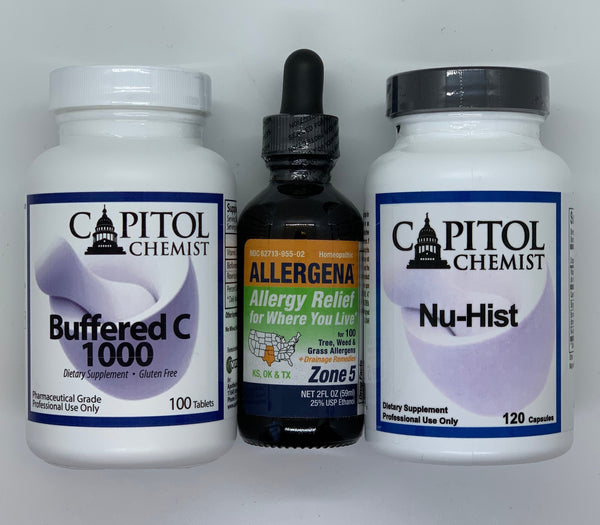 Allergy Bundle (Save $14!)