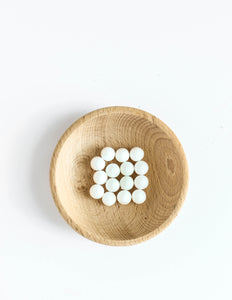 1cm Polystyrene Balls- Set of 16