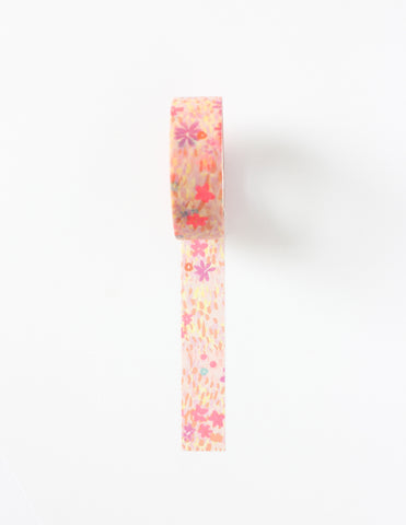 Washi Tape UK Flower Meadow