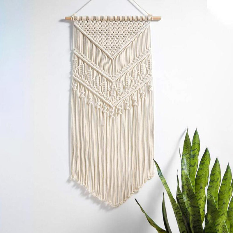 Delilah Macrame Woven Wall Hanging