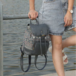 Bohemian Style Backpack