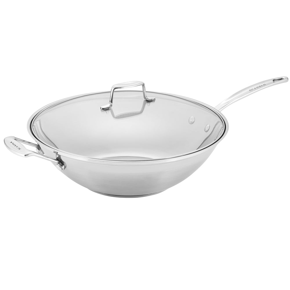 IMPACT COVERED WOK 32CM