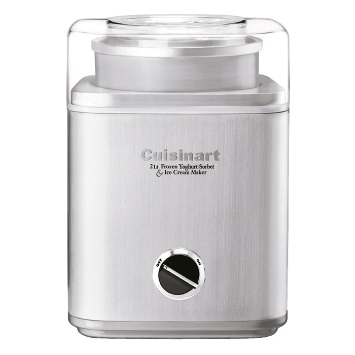 ICE CREAM/YOGHURT MAKER 2 LITRE - S/S