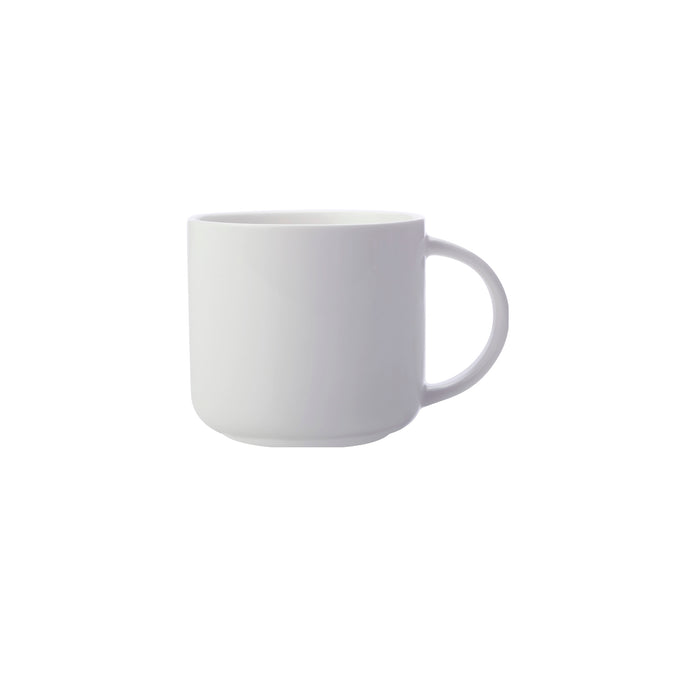 WHITE BASICS MUG WHITE 440ML