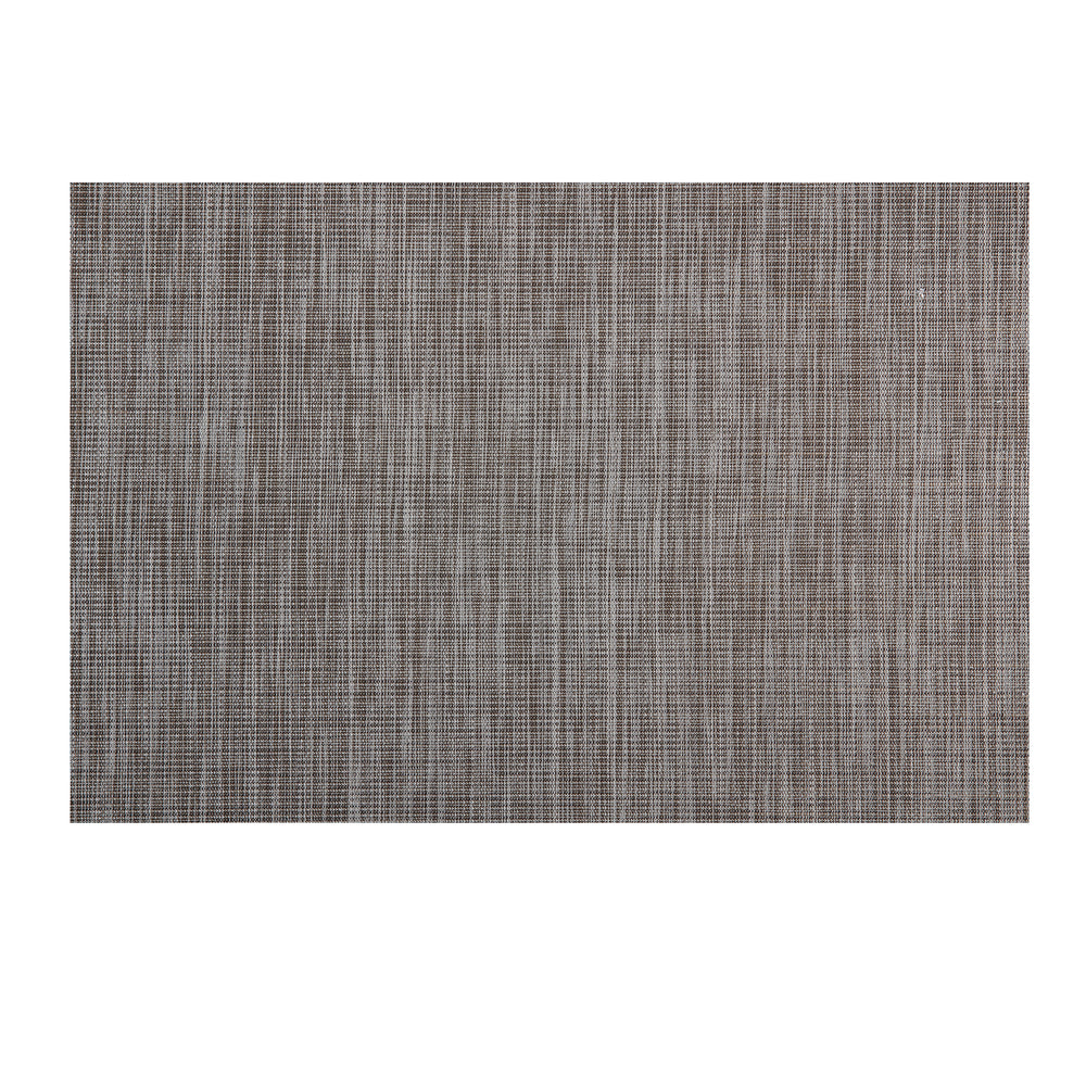 LUREX TAUPE STRIPE PLACEMAT