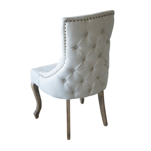 CONTESSA LINEN CHAIR
