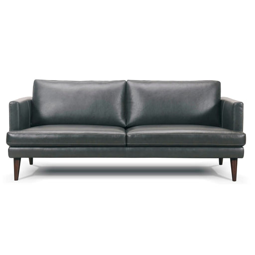 CATALANO LEATHER 3 SEATER