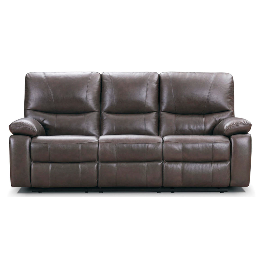 AVON LEATHER 3 SEATER