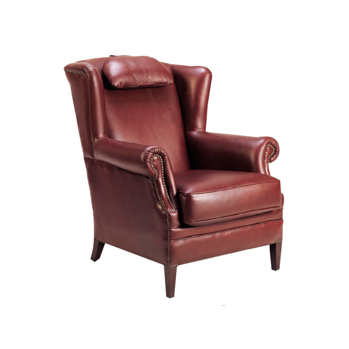 VALURE LEATHER WINGBACK